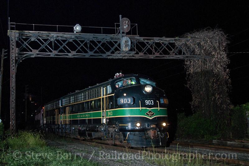 Photo 1941<br /> Reading 903; Scranton, Pennsylvania<br /> September 4, 2010