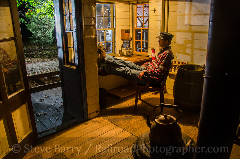 Photo 2469<br /> Connecticut Eastern Railroad Museum; Willimantic, Connecticut<br /> October 6, 2012