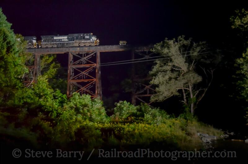 Photo 2436<br /> Norfolk Southern (on D&H); Harpursville, New York<br /> August 31, 2012