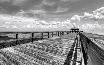 Griffin Park Pier