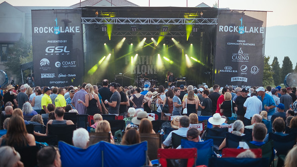 Rock the Lake 2017
