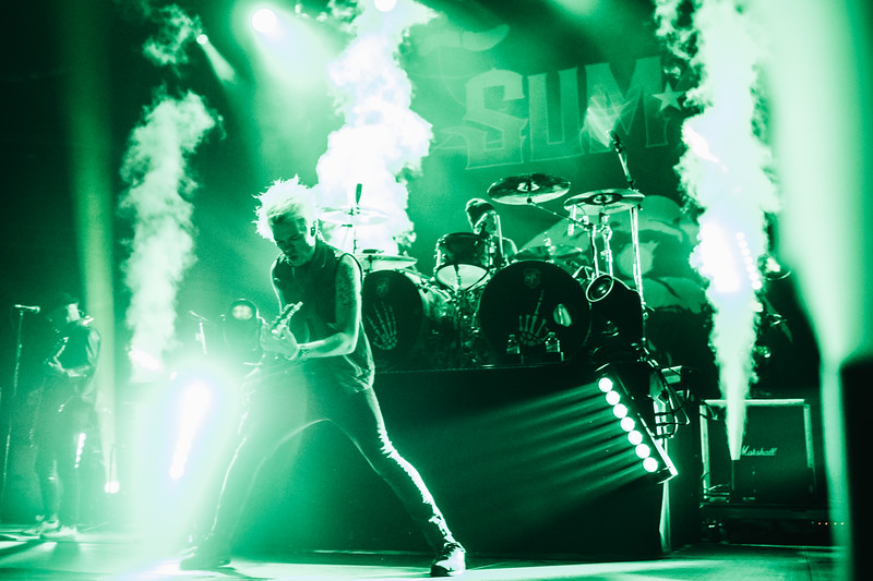 The Offspring w/ Sum 41