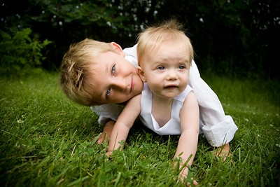 Dominic and Gracie