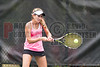 04/18/2014 - Altamonte Springs, Florida - Naples High Schools  Nikki Kallenberg returns service during her morning singles match for the FHSAA Class 3A Overall Championship..