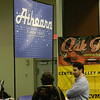 """Chris Palomarez from Athearn showed off several new models.<br /> (Sorry I didn't get photos of the models.)<br /> <a href=""""http://www.athearn.com/"""">http://www.athearn.com/</a>"""