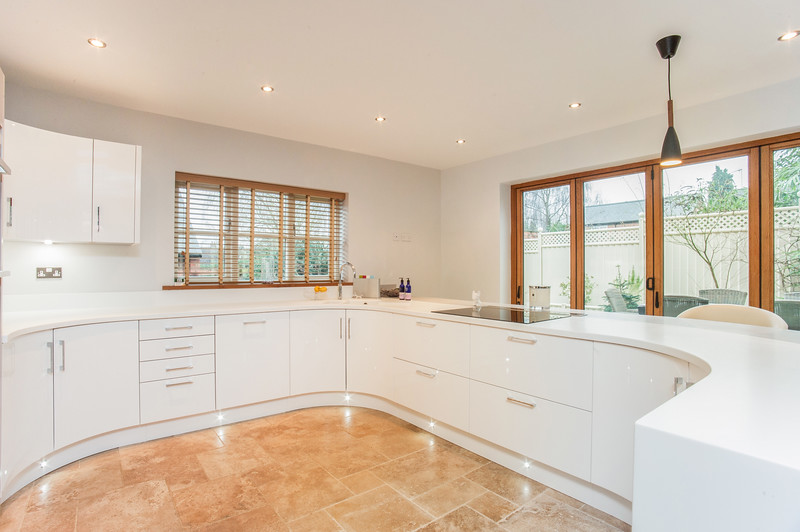 Kitchen photographer in Northampton