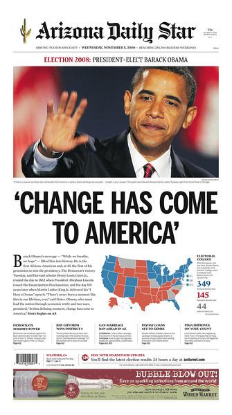 Arizona Daily Star, published in Tucson