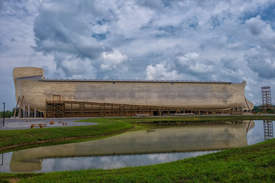 Noah Ark Williamstown Kentucky 8-4-16