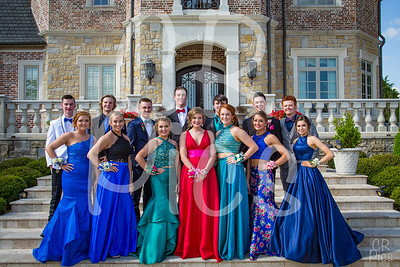 2017 DHS Prom