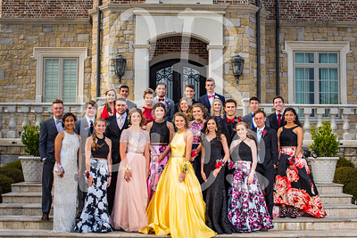 DHS Prom 2018