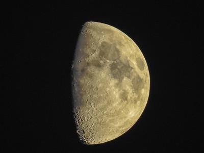 Half Moon Closeup