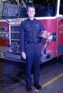 Neil Chuvarsky Glendale, CO Fire Rescue Husband to Dori Chuvarsky