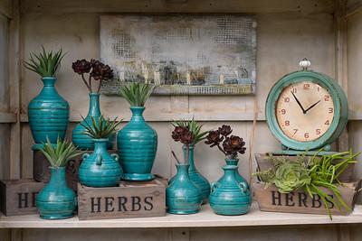 Garden Herbs Decor