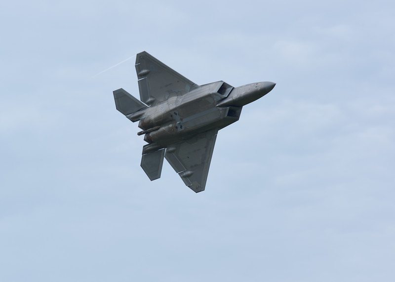 <h1>Air Combat Command F-22A Raptor</h1> <p>Vince Mullen is a photographer in Batavia, NY. See more of my <a>Aircraft at Convincedimaging.com</a></p>