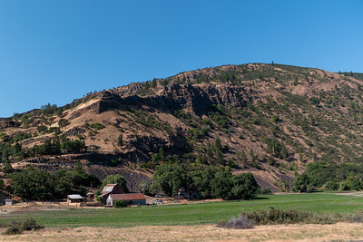 Farm Near The Dalles, OR