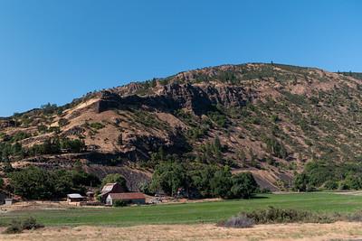 Farm Near The Dalles, OR