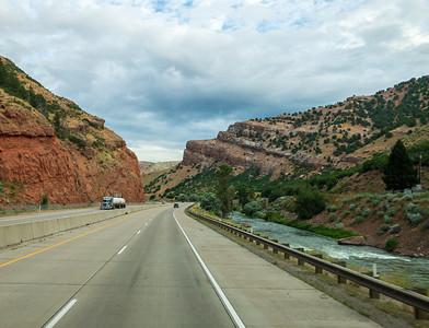 Morgan Canyon UT