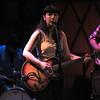 Karla Moheno and band play Rockwood Stage 2.