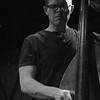 Jeremy McDonald accompanies Chris Ayer and Matt Simons on bass.