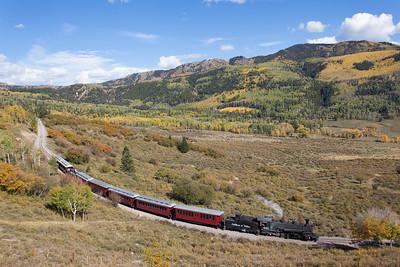 Cumbres & Toltec Railrod