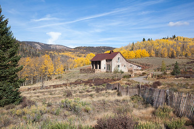 SW Colorado Home In The Fall