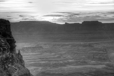 Utah Canyonlands NP Sunset