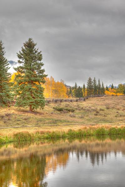 Colorado Serene Pond