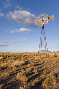 New Mexico Windmill