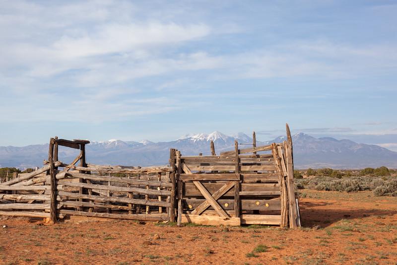 Utah Corral