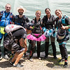 "Audrey's group ready for a SIS jump. Except tutu-less Damian. <br><span class=""skyfilename"" style=""font-size:14px"">2018-06-16_skydive_cpi_0120</span>"
