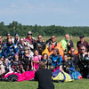 """The group. Photo by Jenna. <br><span class=""""skyfilename"""" style=""""font-size:14px"""">2019-07-07_skydive_jumptown_0490</span>"""