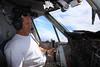 Bryan flying the Otter. 7/31/10