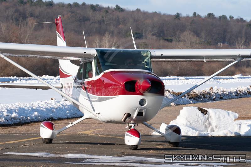 1978 Cessna 172N N5092E.