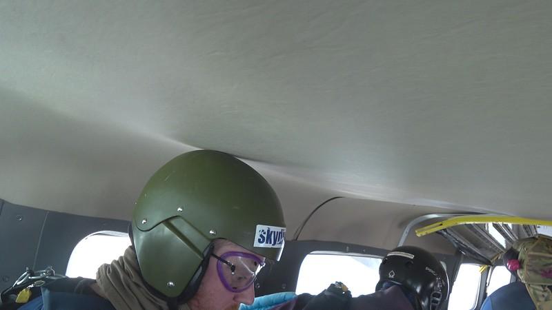 Video of Brendan's Category E1 barrel roll jump.