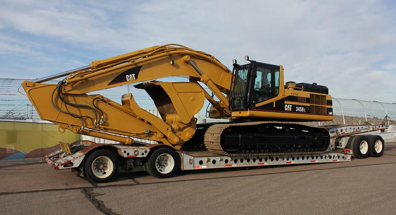 CAT Excavator 345BL