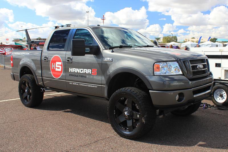 Hanger 5 HD Ford F150