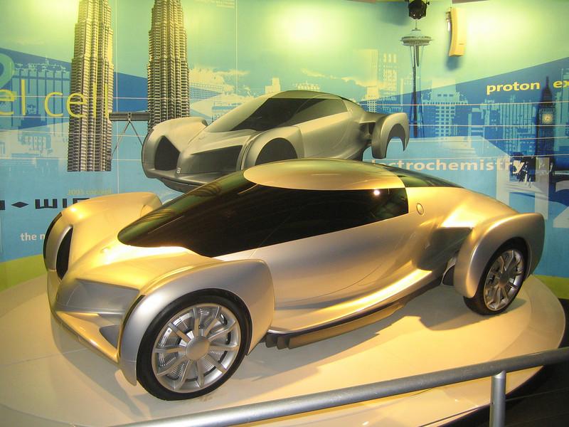 GM Concept Car Disney World - 2010