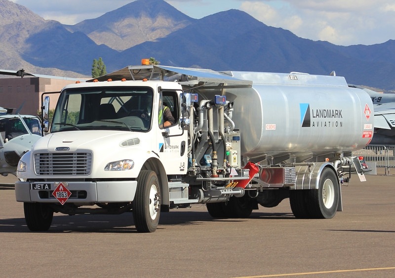 Landmark SCT  Freightliner Fuel Truck