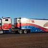 Nascar National Guard #88 Freightliner
