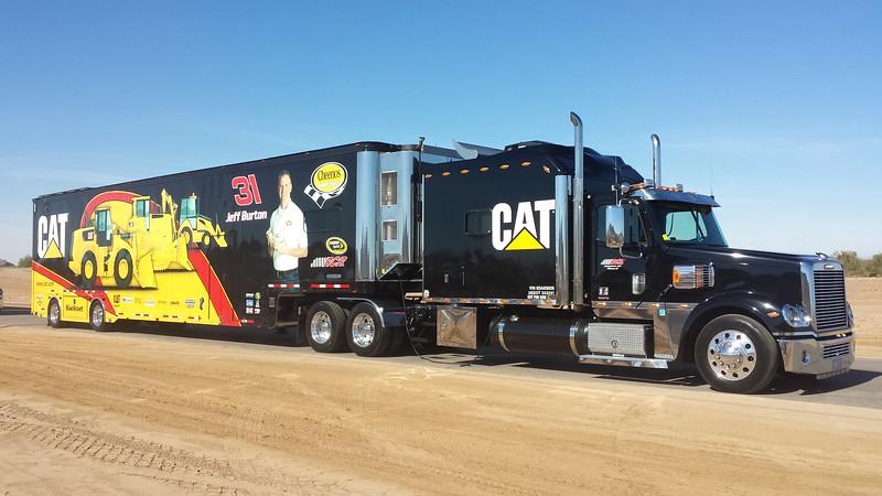 Nascar CAT #31 Freightliner (ps)