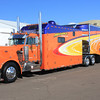 Reliable Carriers Peterbilt trailer