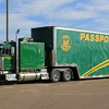Passport Transport Peterbilt #127
