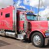 Peterbilt tractor trailer