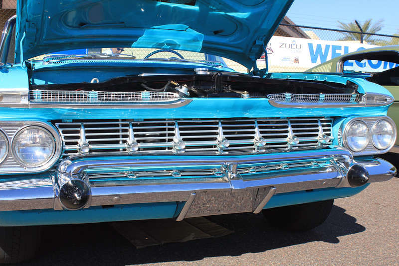 Chevy Impala grill