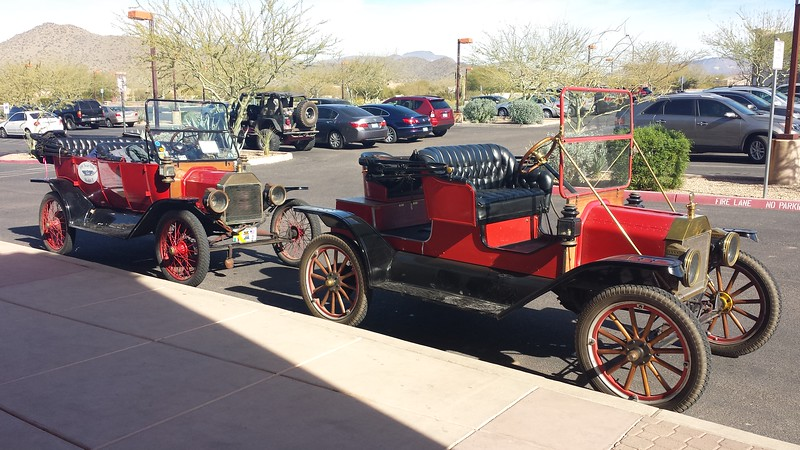 1910s Ford Model T