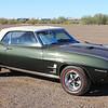 1969 Pontiac Firebird HO