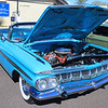 Chevy Impala baby blue