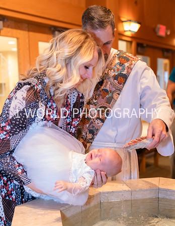 Rylan's Baptism