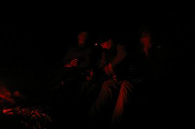 Camping, Mt Greylock - Sept 20-21, 2008