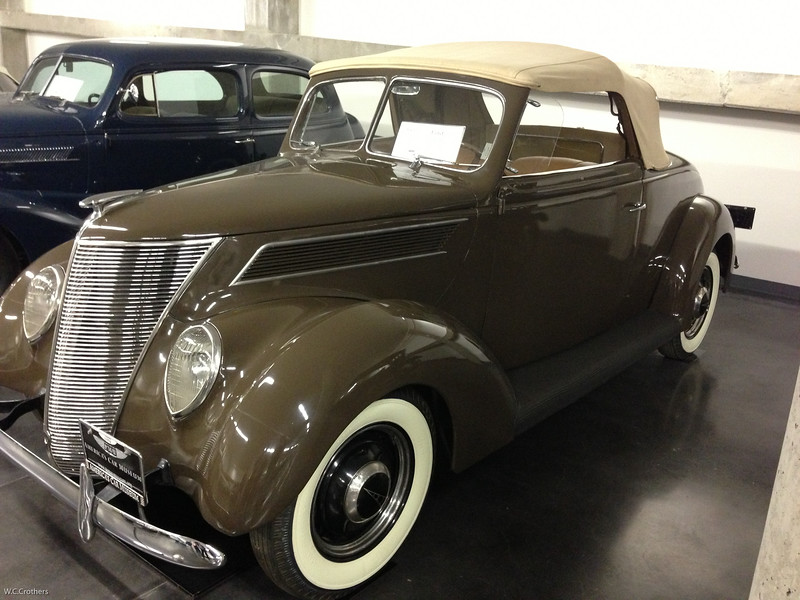 Same color and model of my parents first  almost new car. (37)